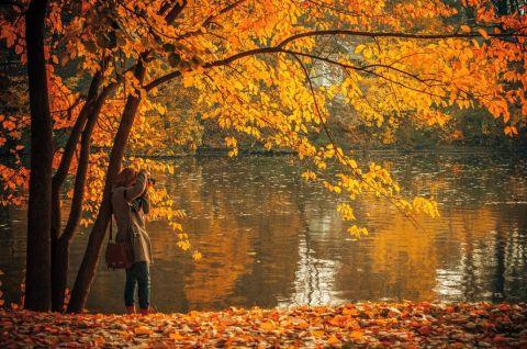 Złota jesień na Suwalszczyźnie