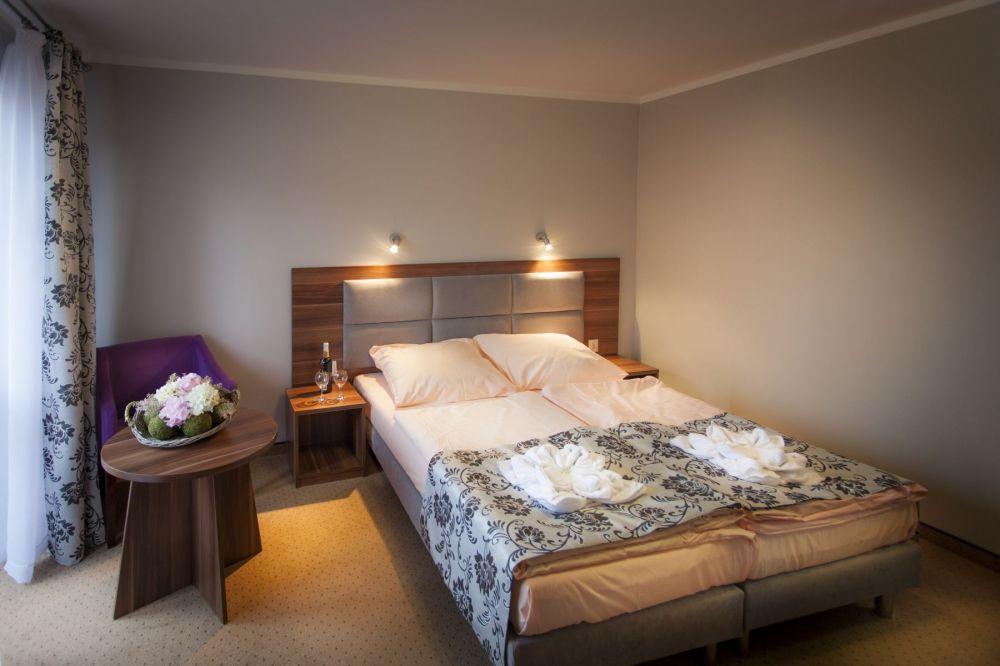 Pokój  Standard 2-osobowy Hotel Trzy Sosny Szklarska Poręba